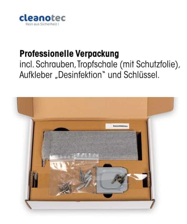 Professionelle Verpackung