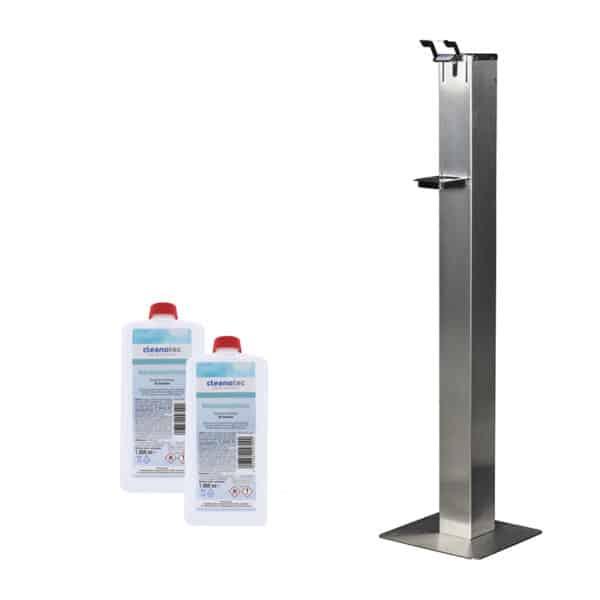 Starterset Hygienetechnik 2 - Desinfektionssäule
